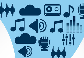 Streaming Audio Infographic 2