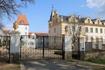 Schloss - Liebenberg - Brandenburg