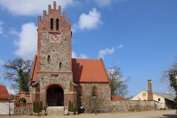 Kirche Liebenberg , Löwenberger Land