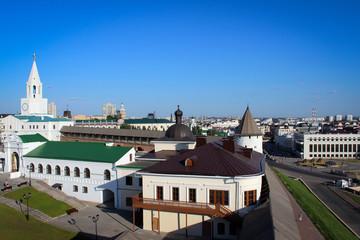 Внутри Казанского Кремля, Россия