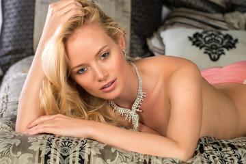 Hungarian blonde