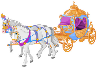 The Golden Carriage