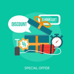 Special Offer Conceptual Design