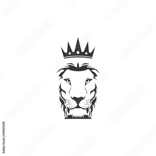 lion head with crown logo wwwpixsharkcom images