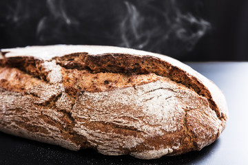 Traditional Freshly Baked Bread