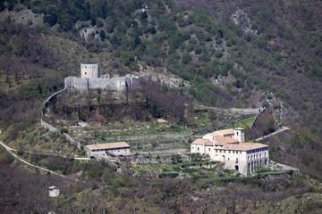 Castello Longobardo del Monte Montella (Avellino)