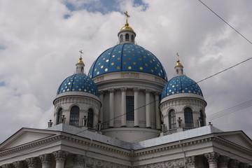Trinity Cathedral, Sankt Petersburg