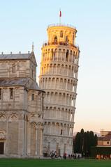 Pisa Torre Pendent