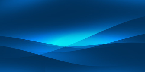 Blue Digital background abstract concept