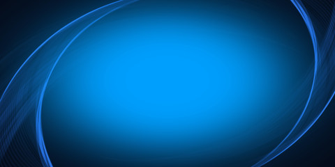 Blue Abstract background with copy space wallpaper