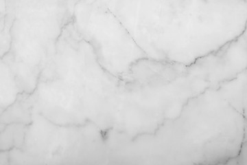 Photo sur Aluminium Cailloux White Marble Background.