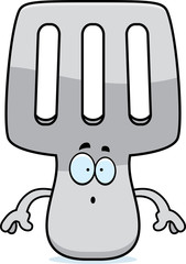 Surprised Cartoon Spatula