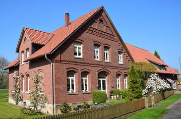 Saniertes Schaumburger Bauernhaus