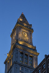 Custom House, Boston, Massachusetts