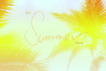 It's Summer time wallpaper, fun, party, background,  sky, picture, art, image, design, travel, poster, event