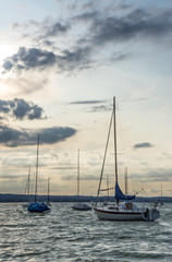 segelboot ammersee