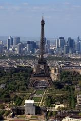 Paris, vu du ciel