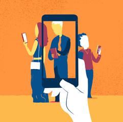 Dipendenza da Tablet e Smartphone