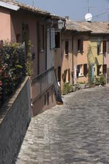 Santarcangelo di Romagna, Rimini, Italia