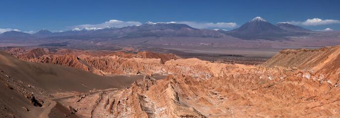 Valle de Muerte - Atacama desert near San Pedro (chile)