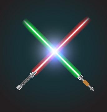 jedi sword