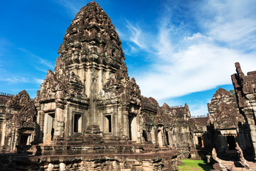 Ruins of the temple Banteay Srey, Siem Reap, Cambodia