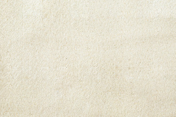 Close up of white sand texture background