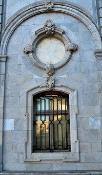Detalle de Puerta de Tierra, Cadiz