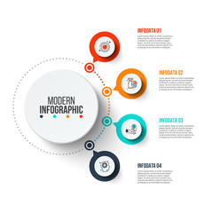 Business data visualization.