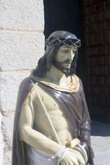 Imagen de Jesús de la Semana Santa de San Martín de Valdeiglesias, Comunidad de Madrid, España