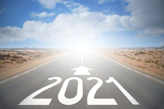 Road concept - 2021