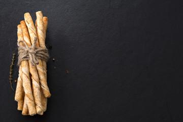space bread stick