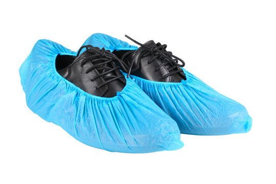 mens shoes in overshoes