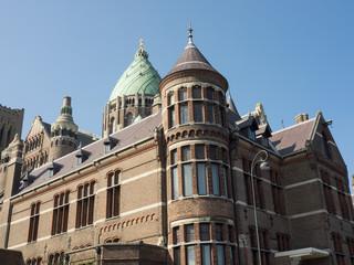 Grachtenfahrt in Haarlem