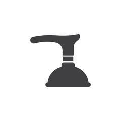 Toilet Plunger Icon