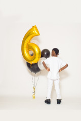 Birthday number 6