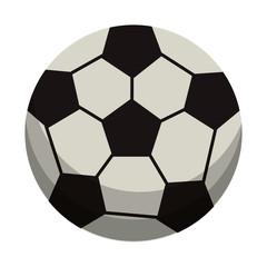 ball soccer sport equipment vector illustration eps 10
