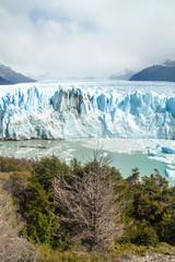 Printed kitchen splashbacks Glaciers Perito Moreno glacier in Argentina