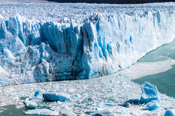 Foto auf Acrylglas Glaciers Perito Moreno glacier in Argentina