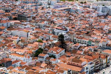 ポルトガルのナザレ