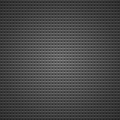 Seamless dark geometric pattern