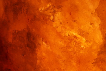 closeup orange stone texture background, fire stone texture
