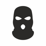 bandit mask icon stock image and royalty free vector files on