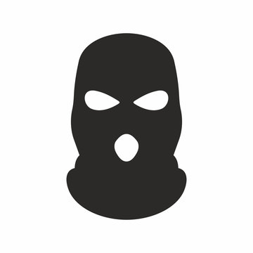 Bandit mask icon
