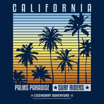 California surf summer beach clothes fashion