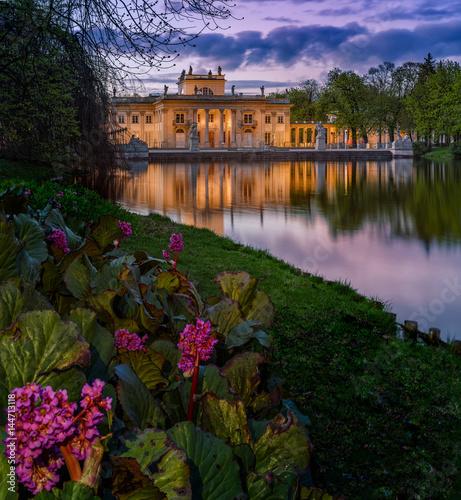 Pałac Na Wyspie łazienki Królewskie A Neoclassicist Palace