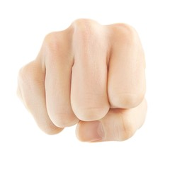 Striking fist