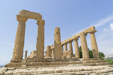 Greek temples in Sicily - Akragas