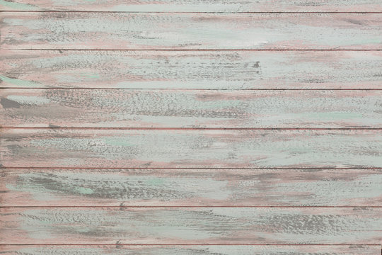Shabby Chic Wood Background