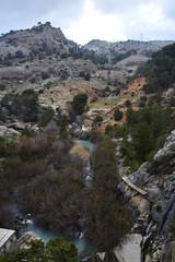 Fototapete - Valle del Hoyo